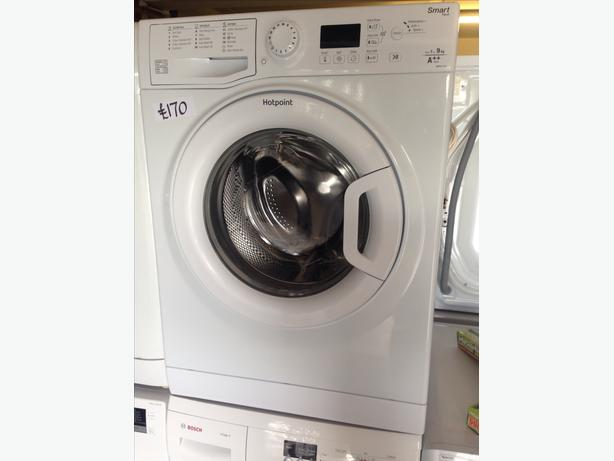 HOTPOINT 1-9KG  WASHING MACHINE02