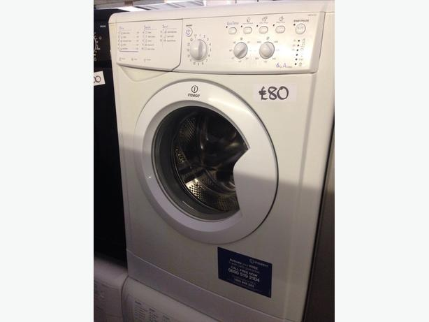 6KG INDESIT WASHING MACHINE07