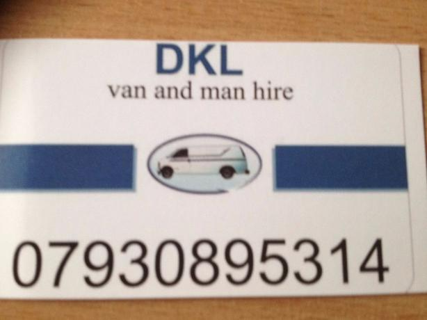 RELIABLE RESPONSIBLE & AFFORDABLE  MAN AN VAN