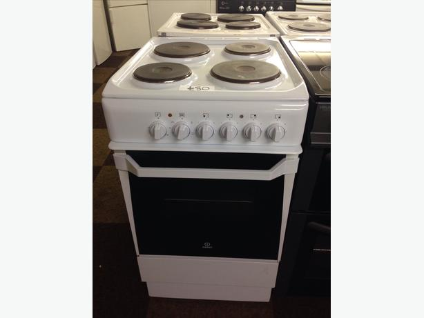 INDESIT 50CM SINGLE CAVITY ELECTRIC COOKER4