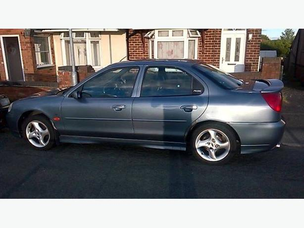 ford mondeo st 24