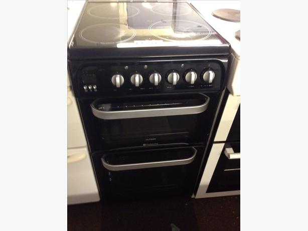 50CM HOTPOINT ULTIMA ELECTRIC COOKER03