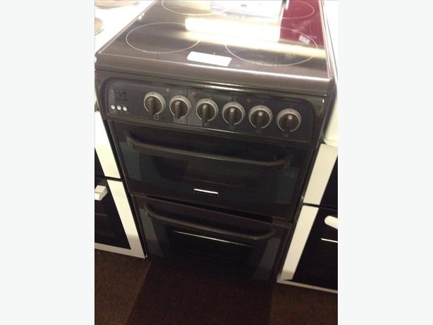 CANNON 50CM ELECTRIC COOKER DOUBLE OVEN02