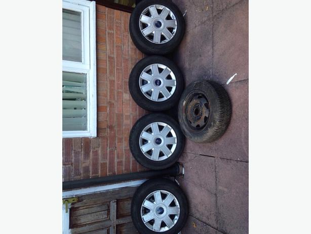 four alloy wheels 14inch
