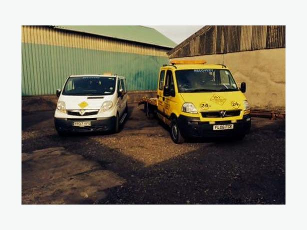 VAUXHALL MOVANO CREW CAB DTI 3500 RECOVERY TRUCK