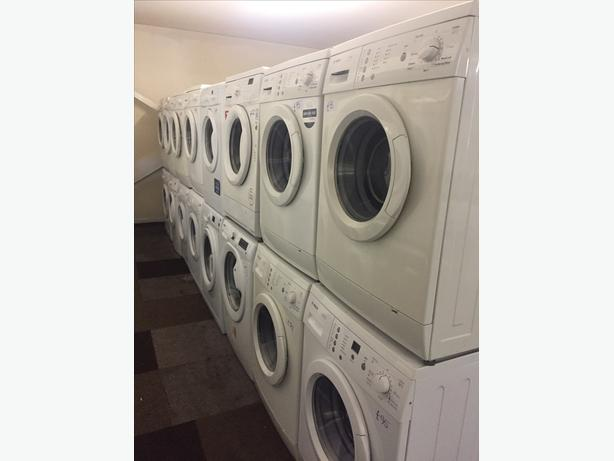 PERFECTLY REFURBISHED WASHING MACHINES STARTING £85 LOADS TO CHOOSE FROM