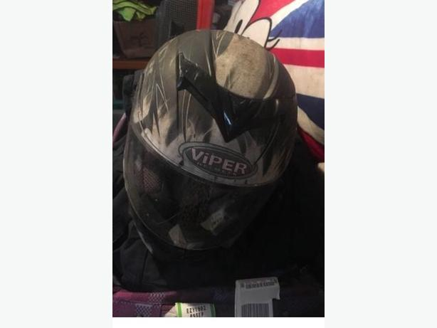 Skull Viper Helment
