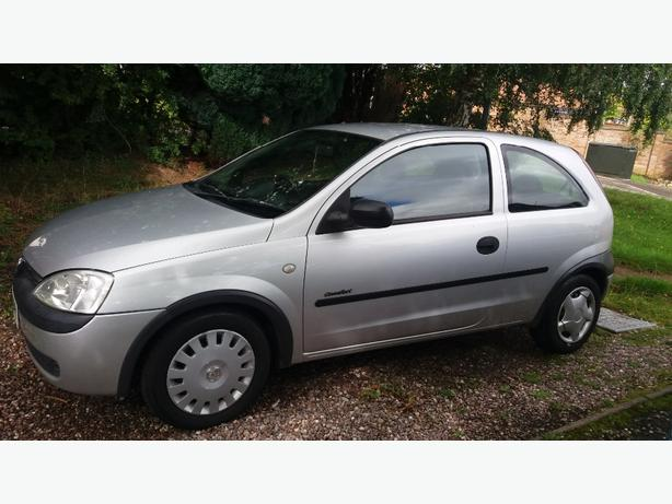Vauxhall corsa 2.1