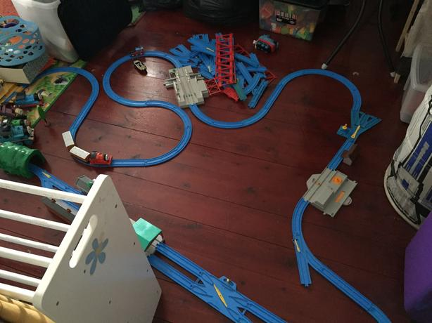 Childrens Train Set