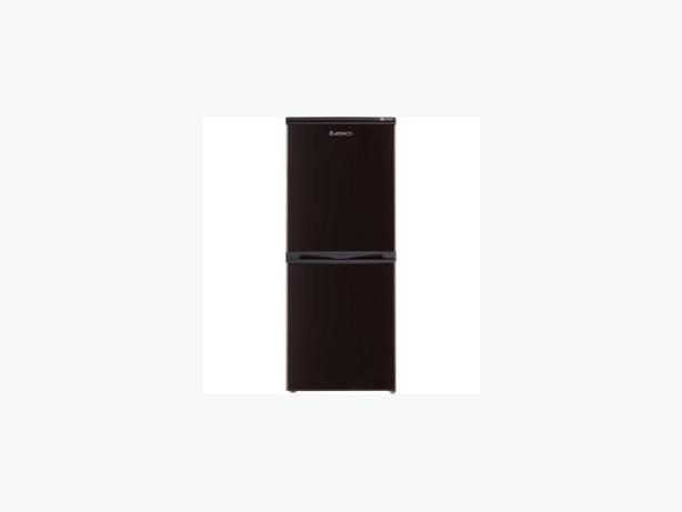 5ft black fridge freezer