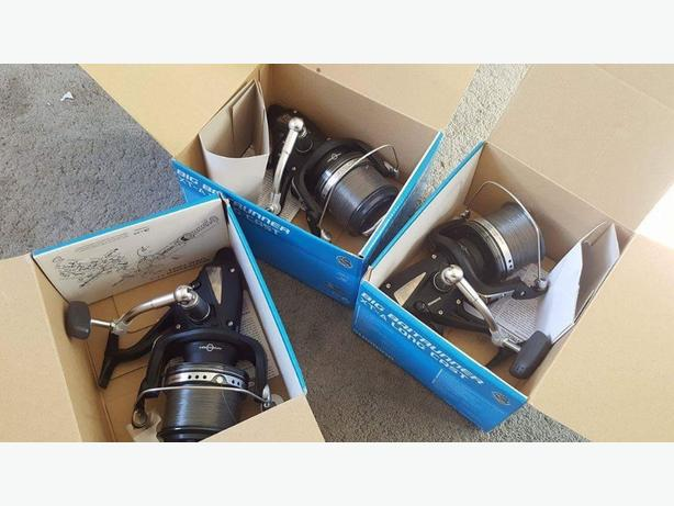3 shimano longcasts new shape would pass as new
