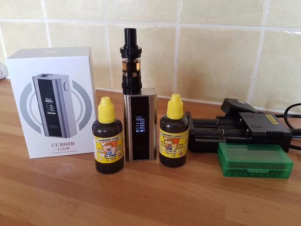 cuboid 150w moduel and tank