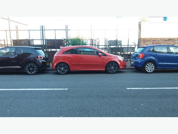 Vauxhall Corsa D 1.4 SXI (not vxr)