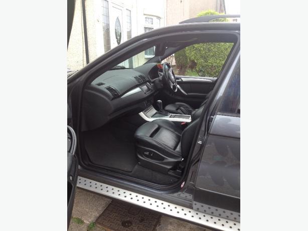 BMW X5 Sport Auto petrol