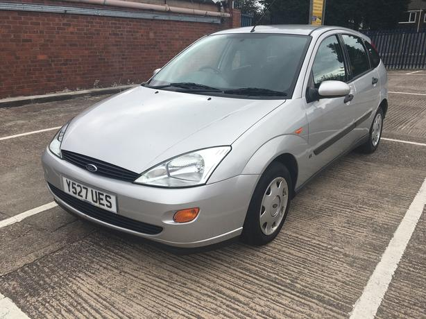 Ford focus 1.6 Automatic, 5 door, very good engine and gearbox, nice drive