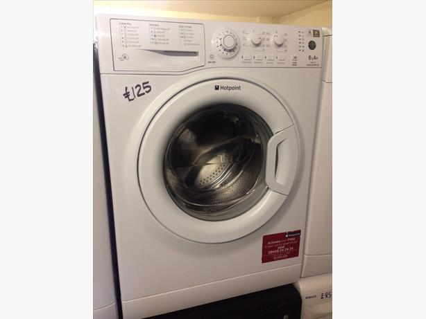 HOTPOINT 6KG WASHING MACHINE04