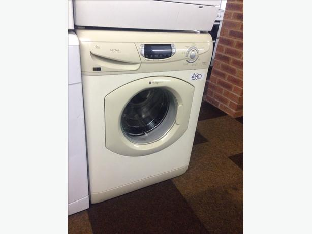 6KG SUPER SILENT HOTPOINT WASHING MACHINE0