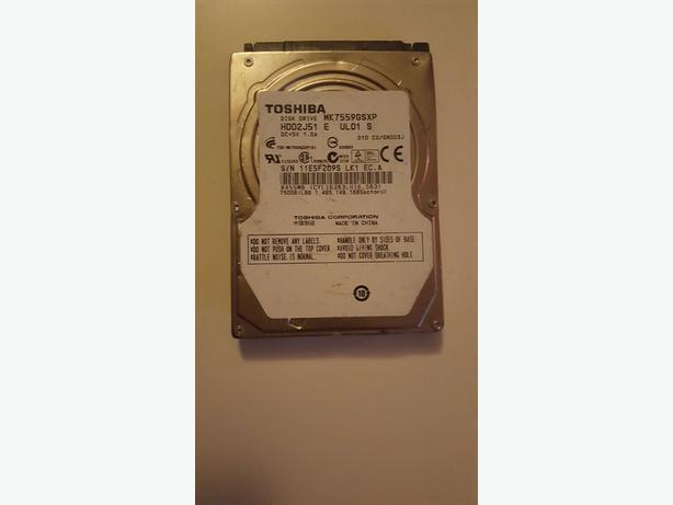 750gb 2.5 sata hdd