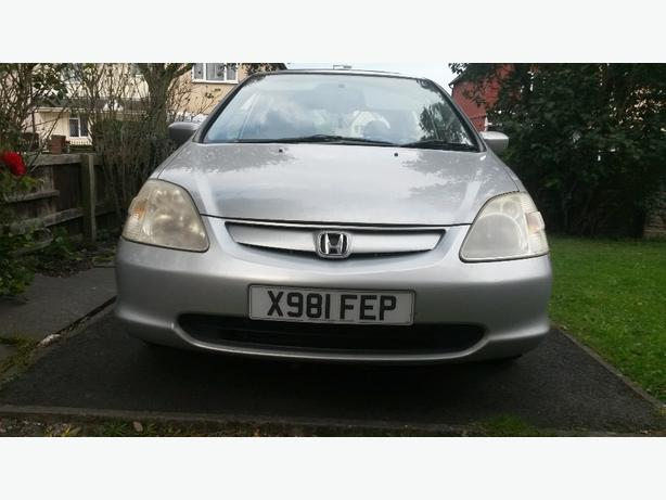 HONDA CIVIC 1.6VTEC 5DOOR***GRAB A BARGAIN***LOOK LOOK LOOK LOOK****
