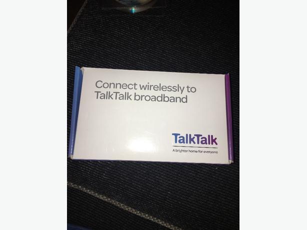 talk talk broadband box