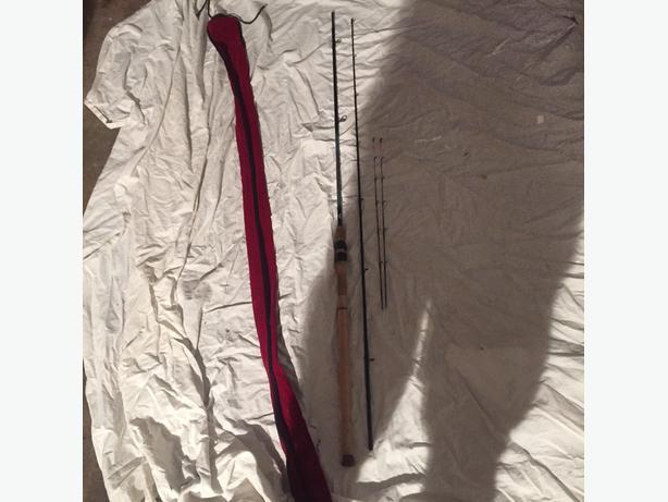 shimano stradic bomb rod