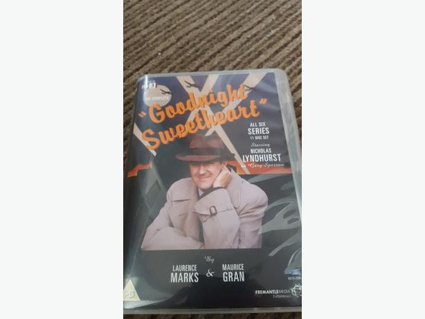 Goodnight Sweetheart (watched once)