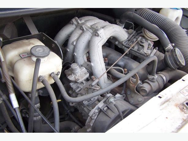 LDV/TRANSIT BANANA 2.5 ENGINE /GEARBOX