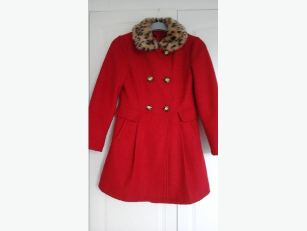 Girls coat age 9-10 years