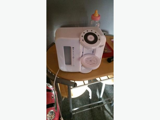 tommee tippee preheat bottle maker