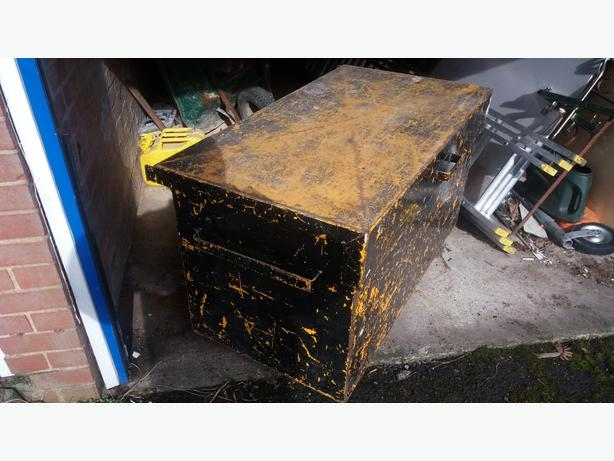 Van vault strongbox  steel