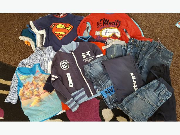 ** REDUCED** 5-6yr boys clothes