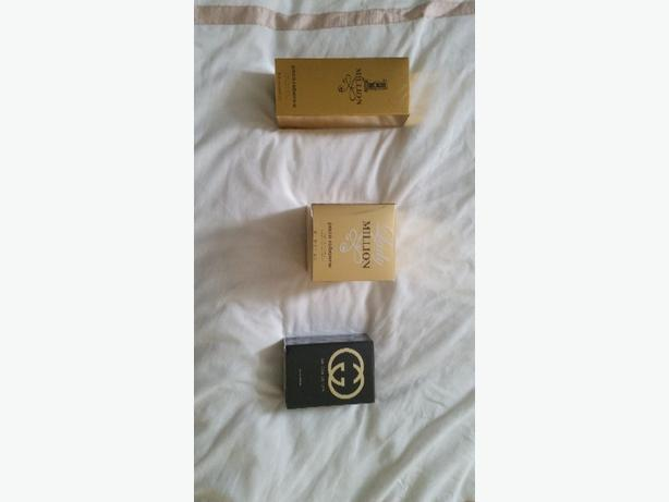 aftershave / perfume GUCCI & MILLION