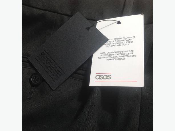 Mens asos trousers