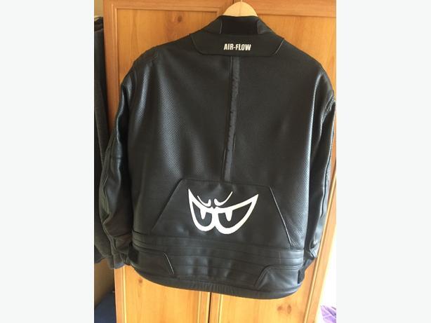 berik motorbike leathers