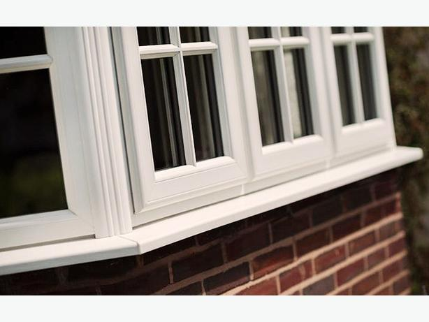 TRIPLE GLAZE UPVC