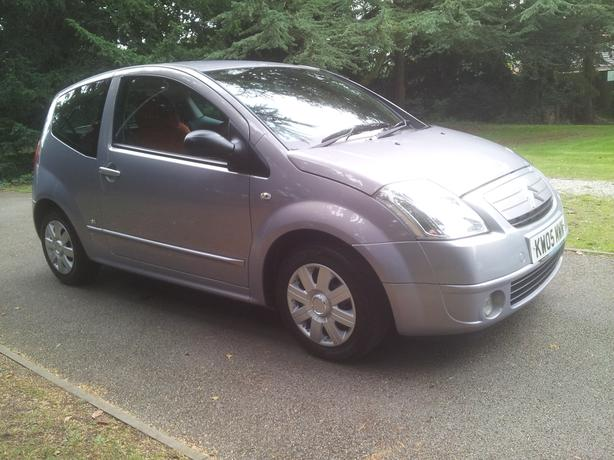 CITROEN C2 1.1 SX 2005 ONLY 53000 MILES / I FORMER KEEPER.
