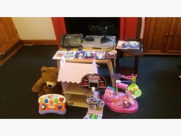 Various Car Boot items