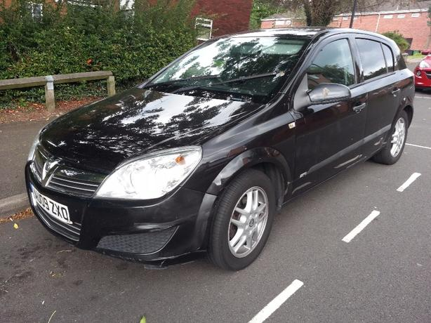 VAUXHALL ASTRA 1.7 CDTI 2009 MUST GO TODAY !!! £1100