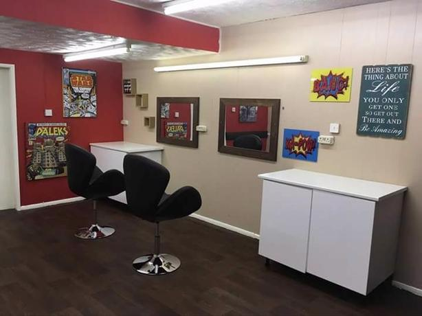 New Refurbed Barbers