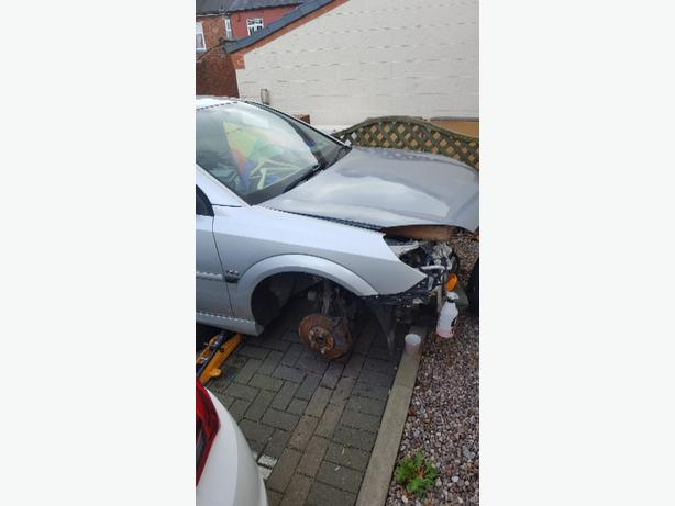 vauxhall vectra c sri breaking for parts