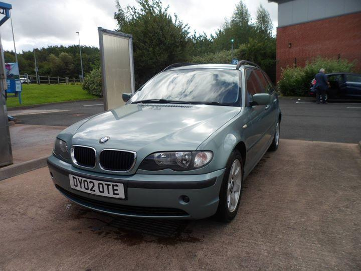 bmw 318i se touring 2002 facelift bargain other wolverhampton mobile. Black Bedroom Furniture Sets. Home Design Ideas