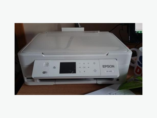 Epson Home XP-415 All-in-One Inkjet Printer