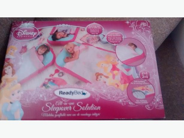 Disney Princess Readybed (New)