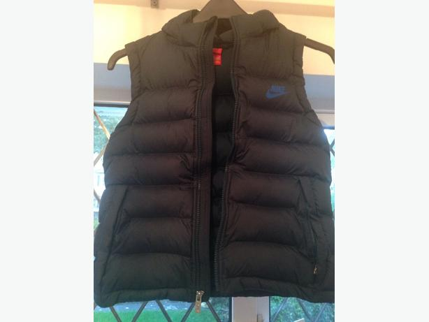 10-12 Navy Nike Body Warmer