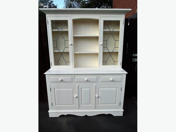solid pine welsh dresser shabby chic