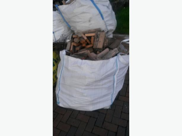 Tonne Bag of Wood *Going Fast*