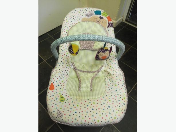 mammas and papas bouncing chair rrp £79