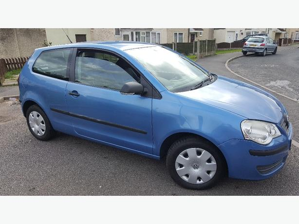 volkswagen polo 1.2 petrol 55plate immaculate