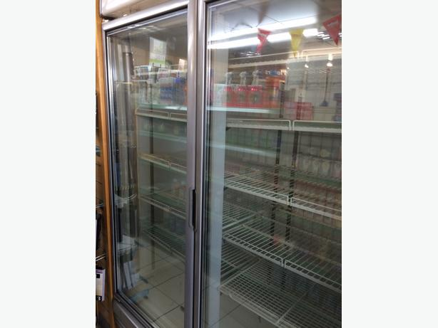 Up-Right Shop Freezer