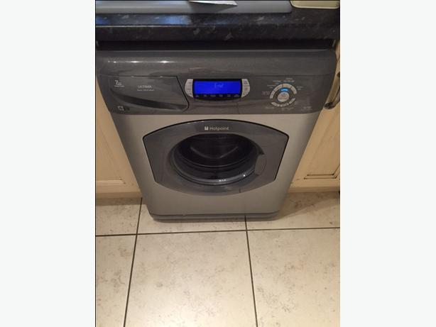 Hotpoint Ultima Washing Machine 1600 spin 7kg load